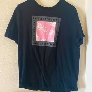 Express Graphic T